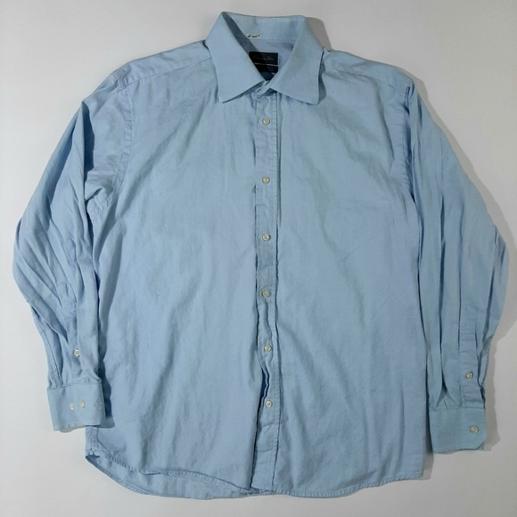 Dior Other - Christian Dior Men's Button-Front Shirt